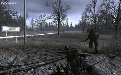 Скачать Call of Duty 4: Modern Warfare бесплатно через торрент