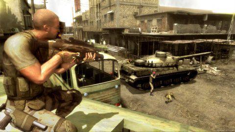 Tom Clancy's Splinter Cell Double Agent скачать на ПК