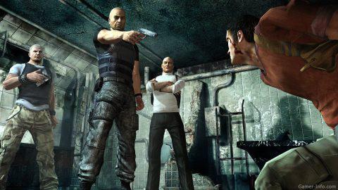 Tom Clancy's Splinter Cell Double Agent скачать от R.G. Механики