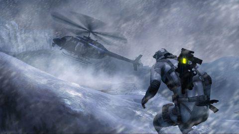 Скачать Tom Clancy's Splinter Cell: Double Agent (2006) pc