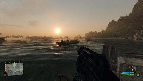Crysis на пк скачать с русской озвучкой