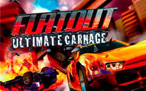 Скачать FlatOut: Ultimate Carnage через торрент на пк