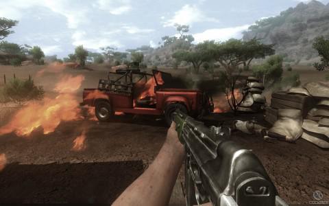 Far Cry 2 для компьютера скачать