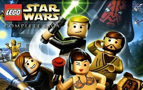 Скачать Lego Star Wars: The Complete Saga на русском бесплатно