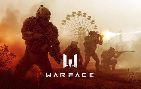Warface + Чернобыль DLC