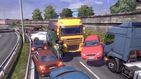 Скачать Euro Truck Simulator 2 обновлённый торрент 2019 года