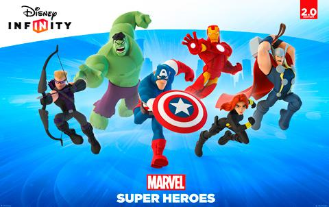 Скачать Disney Infinity 2.0 Marvel Super Heroes торрент