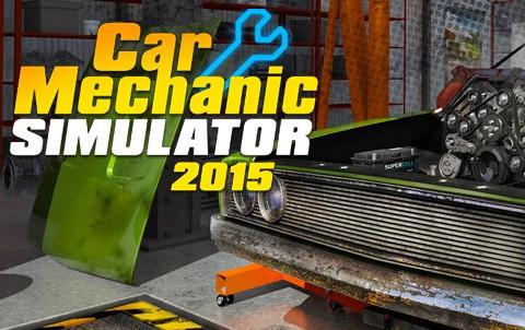 Скачать Car Mechanic Simulator 2015 на pc