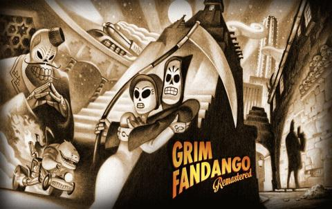 Grim Fandango Remastered скачать торрентом