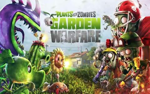 Plants vs Zombies Garden Warfare на ПК