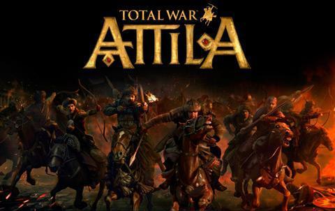 Total War ATTILA скачать с торрента