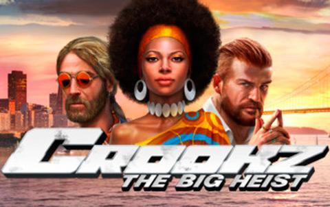 Crookz: The Big Heist скачать торрент