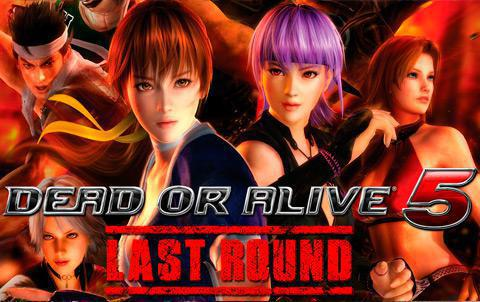 Dead or Alive 5 Last Round скачать на пк торрентом