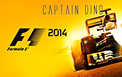 Скачать F1 2014 на ПК