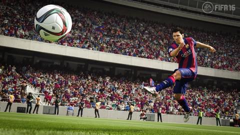 Скачать торрент FIFA 16