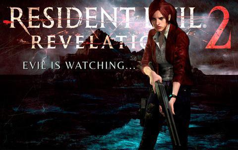 Resident Evil: Revelations 2 скачать с торрента
