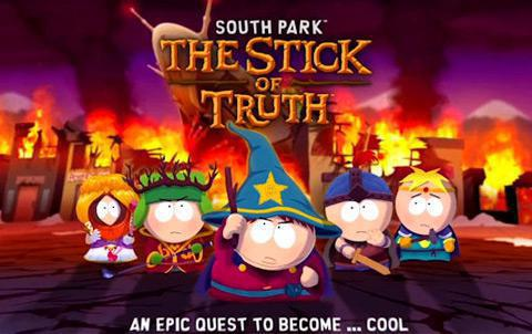 Скачать South Park: The Stick of Truth