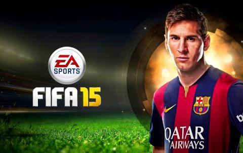 Скачать FIFA 15 на PC через торрент на русском
