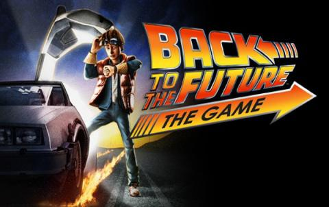 Back to the Future: The Game Episode 2. Get Tannen