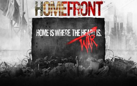 Скачать Homefront бесплатно через торрент
