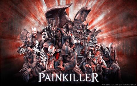Скачать Painkiller: Redemption на пк торрентом