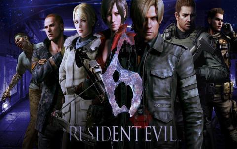Скачать Resident Evil 6 на пк без регистрации и смс