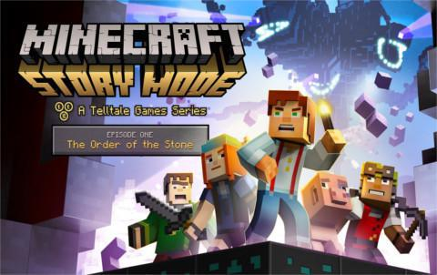 Скачать Minecraft: Story Mode - A Telltale Games Series. Episode 1-8 на ПК