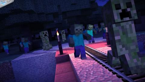 Скачать Minecraft: Story Mode эпизоды 1-8 на пк