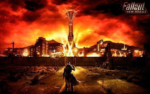 Скачать Fallout: New Vegas на пк через торрент бесплатно