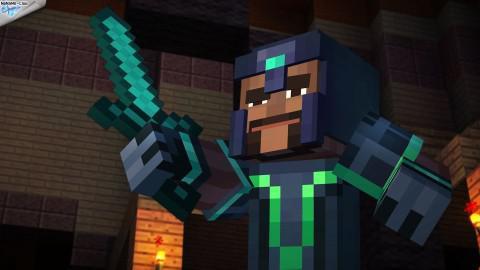 Скачать Minecraft: Story Mode эпизоды 1-8 на пк бесплатно