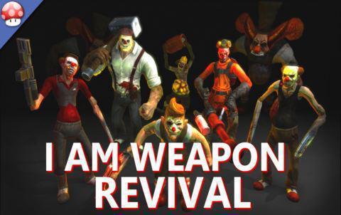 Скачать I am weapon: Revival на пк через торрент бесплатно