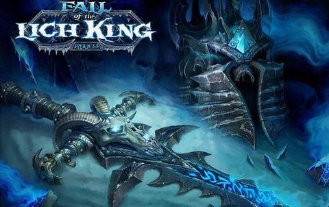 Скачать World of Warcraft: Wrath of the Lich King на пк через торрент бесплатно