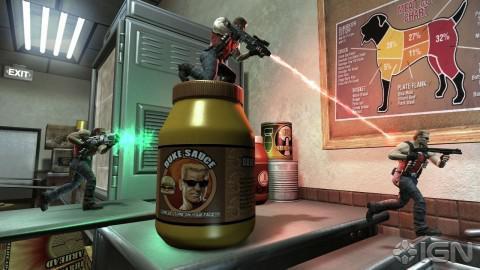 Duke Nukem Forever скачать на слабый комп