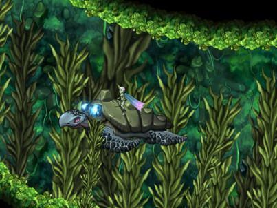Aquaria (Аквария) скачать торрентом