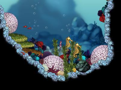 Aquaria скачать игру на русском от механиков торрентом