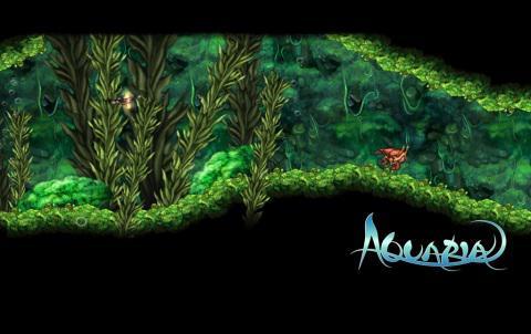 Aquaria игра на пк