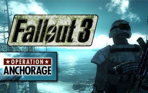 Скачать Fallout 3: Operation Anchorage на пк торрентом