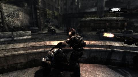 Gears of War скрин на пк