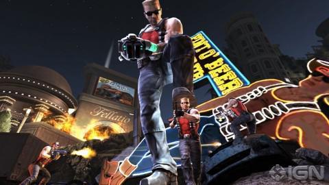 Duke Nukem Forever скачать торрент на компьютер без регистрации