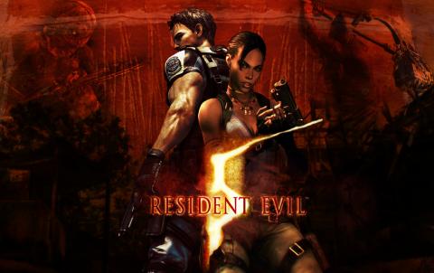 Скачать Resident Evil 5 на пк через торрент бесплатно