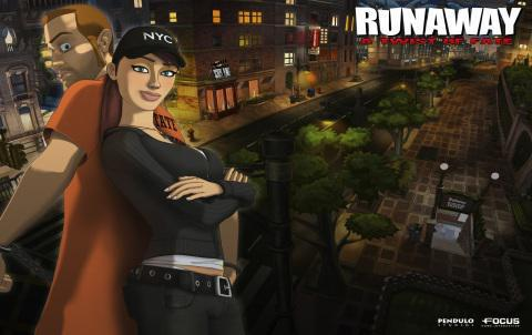 Runaway 3: A Twist of Fate