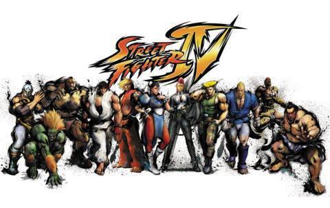 Street Fighter IV скачать торрент на pc
