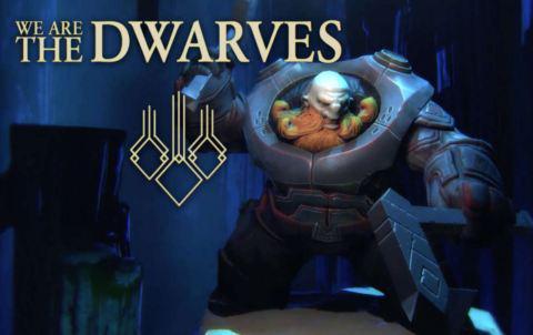 Скачать We Are The Dwarves на пк торрентом