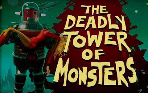 Скачать The Deadly Tower of Monsters на русском через торрент