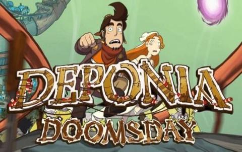 Скачать на русском бесплатно Deponia Doomsday