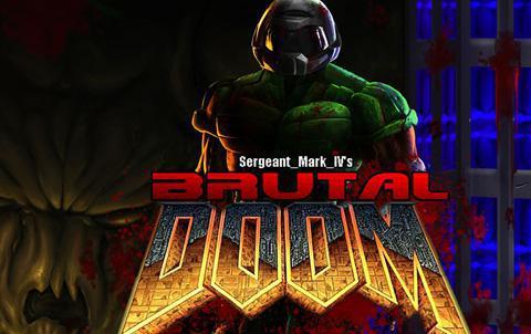 Скачать Brutal Doom v20 на пк бесплатно