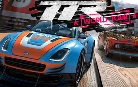 Скачать Table Top Racing: World Tour на русском бесплатно