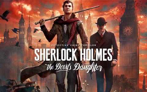 Скачать Sherlock Holmes: The Devil's Daughter на пк через торрент