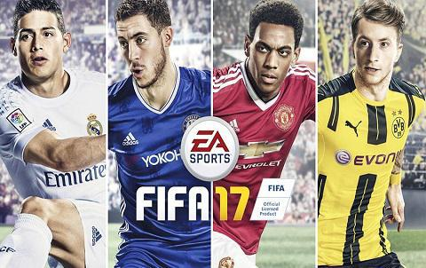 Скачать FIFA 2017 на компьютер бесплатно