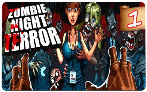 Скачать Zombie Night Terror на pc торрентом